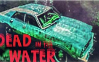 Michael Fright Fiction Author | Dead in the Water