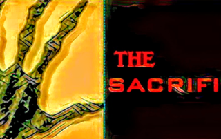 Michael Fright Fiction Author | The Sacrifice Book